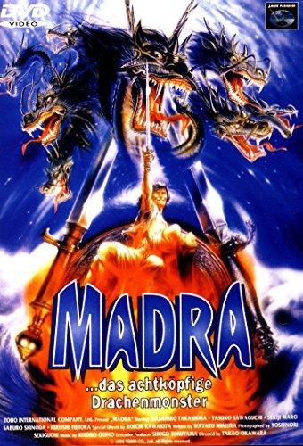 Madra - Das achtköpfige Drachenmonster -- via Amazon Partnerprogramm