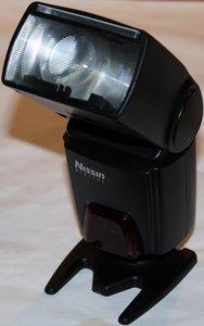 Nissin Speedlite Di622 flash for Canon (NI-DI622C) -- © bepixelung.org