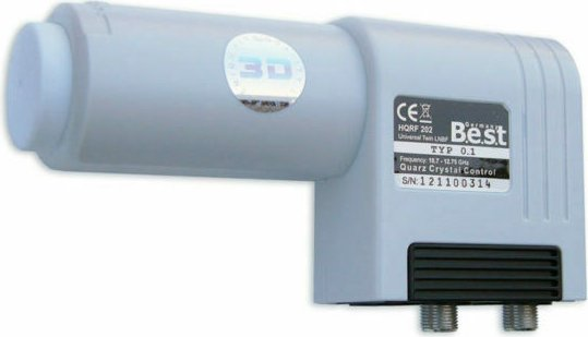 Best HQRF 202 Twin LNB -- via Amazon Partnerprogramm