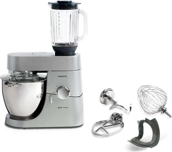 Kenwood KMM060 Major Titanium -- via Amazon Partnerprogramm
