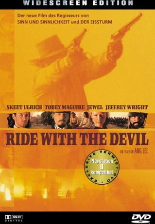 Ride With The Devil -- via Amazon Partnerprogramm