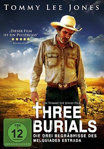Three Burials - Die drei Begräbnisse des Melguiades Estrada -- via Amazon Partnerprogramm