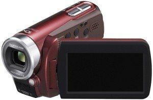 Panasonic SDR-S15 red