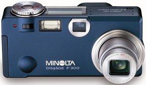 Konica Minolta Dimâge F300 blue (2785151)