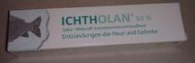 Sanova Ichtholan 50% Salbe, 40g