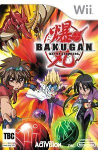 Bakugan: Battle Brawlers (German) (Wii)