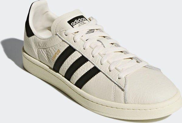 adidas Campus chalk whitecore blackcream white (Herren) (CQ2070) ab € 79,95