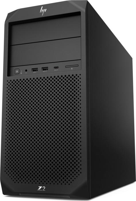 HP Z2 Tower G4, Xeon E-2144G, 16GB RAM, 512GB SSD, Quadro P2000, Windows 10 Pro (5UC59EA#ABD)