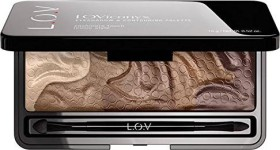 L.O.V LOViconyx Eyeshadow and Contouring pallet No 800 A Walk On The Beach With Marilyn, 15g