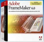 Adobe FrameMaker 6.0 + SGML (PC) (27920239)