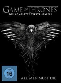 Game of Thrones Season 4 (DVD)