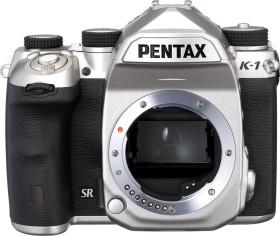 Pentax K-1 silber limited Edition Gehäuse (19956)