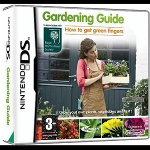 Gardening Guide - How To Get Green Fingers (englisch) (DS)