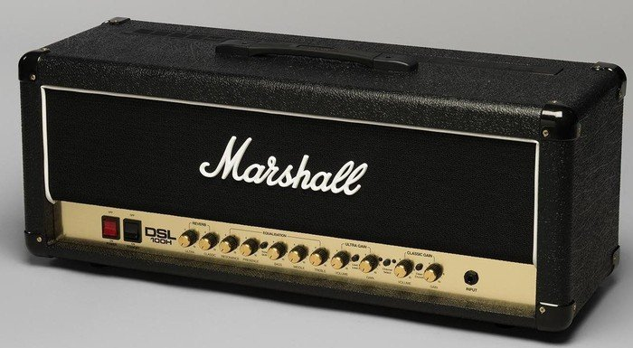Marshall DSL100 Guitar top, 100W