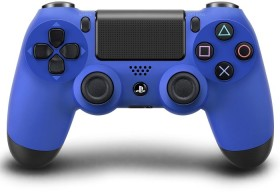 Sony DualShock 4 Controller wireless blau (PS4)