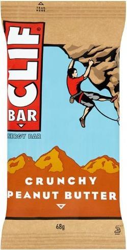 Clif Bar Energy Bar Crunchy Peanut Butter 68g -- via Amazon Partnerprogramm