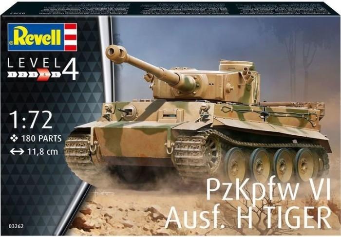 Revell PzKpfw VI Ausf. H Tiger (03262)