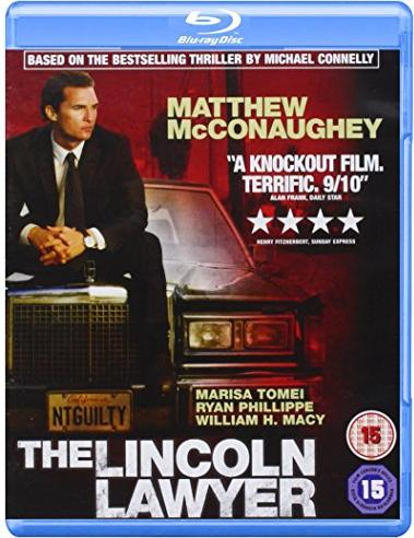 The Lincoln Lawyer (Blu-ray) (UK) -- via Amazon Partnerprogramm