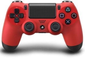 Sony DualShock 4 Controller wireless rot (PS4)