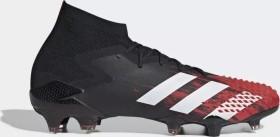 adidas Predator Mutator 20.1 FG core black/cloud white/active red (Herren) (EF1629)