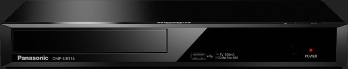 Panasonic DMP-UB314 schwarz