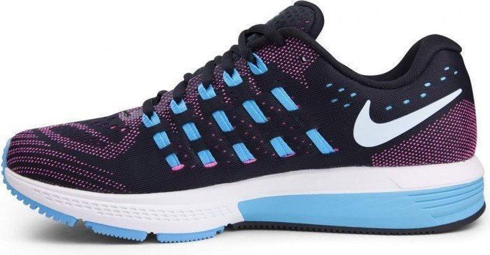 Nike Air zoom Vomero 11 black pink blast gamma blue glacier blue (ladies) ( 818100-004) starting from £ 84.99 (2019)  1b52d140e2