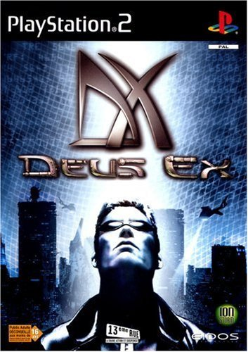 Deus Ex (niemiecki) (PS2) -- via Amazon Partnerprogramm