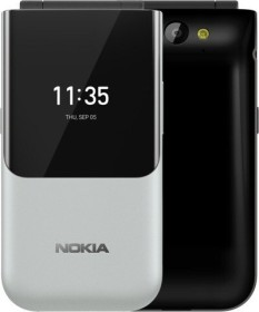 Nokia 2720 Flip Dual-SIM grau
