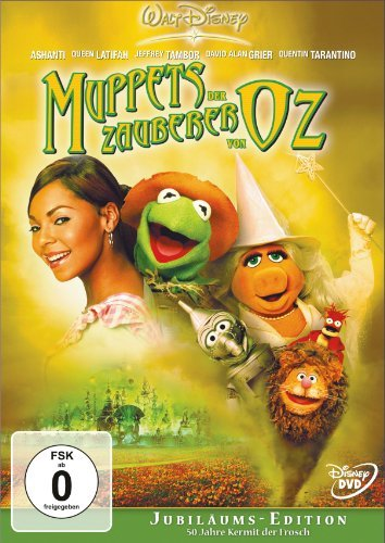 Muppet - Der Zauberer von Oz -- via Amazon Partnerprogramm