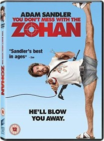 You Don't Mess with the Zohan (UK)