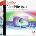Adobe After Effects 4.1 - (MAC)