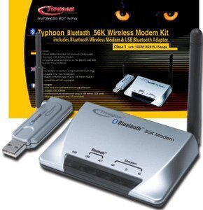 Anubis Typhoon Bluetooth 56k Wireless modem Kit (20006)