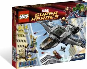 LEGO Marvel Super Heroes Play Set - Avengers Quinjet Aerial Battle (6869)