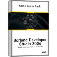 Borland Developer Studio Pro - Small Team pack 2006, Update (English) (PC) (BDB0006MOCS186)