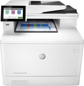 HP Color LaserJet Enterprise MFP M480f, Laser, mehrfarbig (3QA55A)