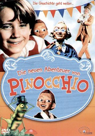 Die neuen Abenteuer von Pinocchio -- via Amazon Partnerprogramm