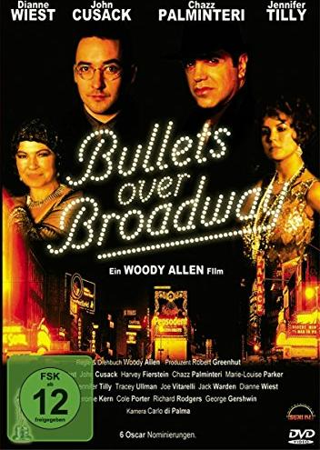 Bullets over Broadway -- via Amazon Partnerprogramm