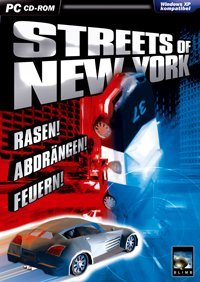 Streets of New York (German) (PC)