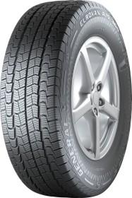General Tire Eurovan A/S 365 215/70 R15C 109/107R