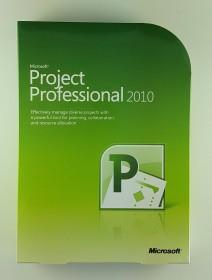 Microsoft Project 2010 Pro (English) (PC) (H30-02670)