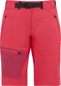 VauDe Badile Hose kurz strawberry (Damen) (04631-938)