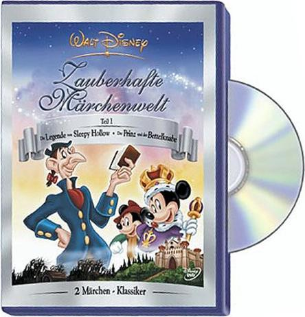 Disney's Zauberhafte Märchenwelt 1 -- via Amazon Partnerprogramm