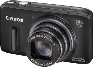 Canon PowerShot SX240 HS black (6197B011)