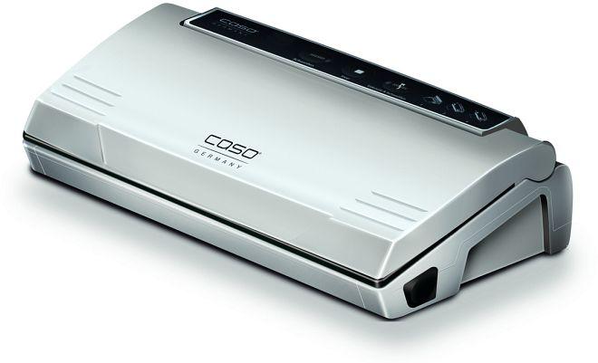 Caso VC 100 Vakuumiergerät silber schwarz