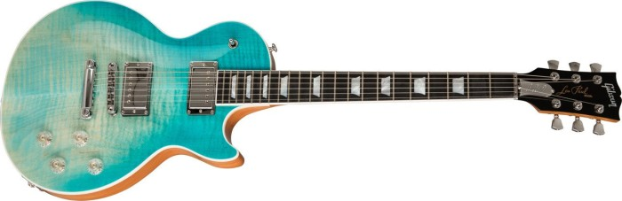 Gibson Les Paul High Performance 2019 SF Seafoam Fade (H2LPS19G8CH1)