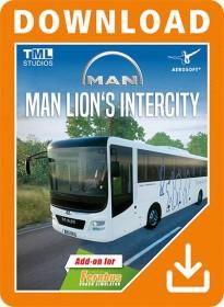 Der Fernbus Simulator - MAN Lion's Intercity (Download) (Add-on) (PC)