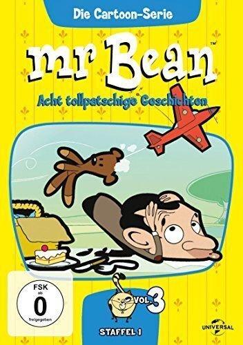 Mr. Bean - Cartoon Serie Vol. 1 (Folgen 1-9) -- via Amazon Partnerprogramm