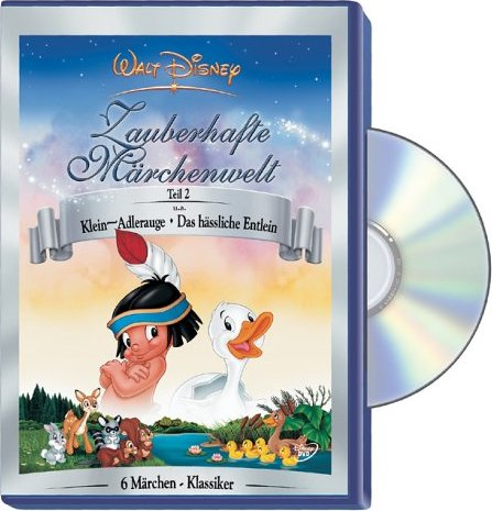 Disney's Zauberhafte Märchenwelt 2 -- via Amazon Partnerprogramm