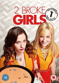 2 Broke Girls Season 1 (DVD) (UK)