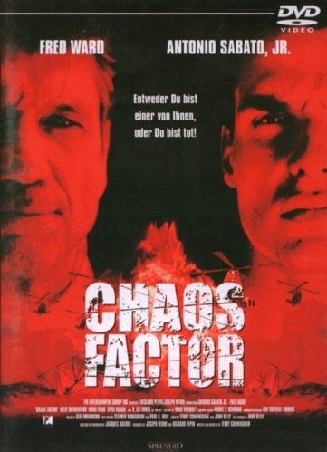 Chaos Factor -- via Amazon Partnerprogramm